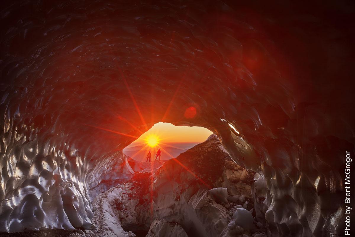 glacier caves 1